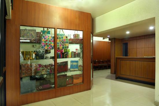 Pathik Hotel: hotel shop