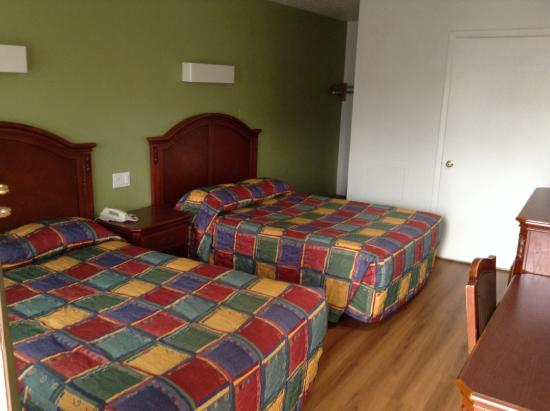 Motel 6 Santa Fe Plaza-Downtown: New floor