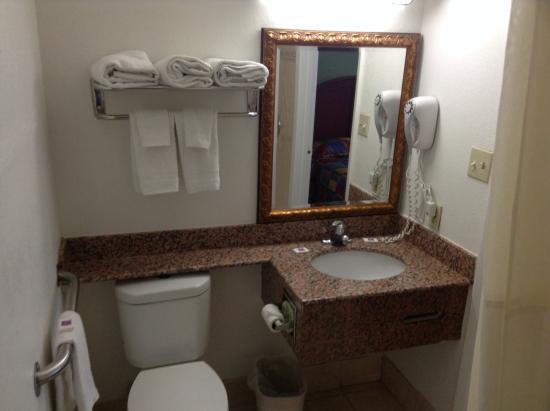 Motel 6 Santa Fe Plaza-Downtown: Nice room