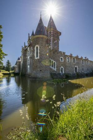 Photo of Chateau de la Colaissiere Saint-Sauveur-de-Landemont