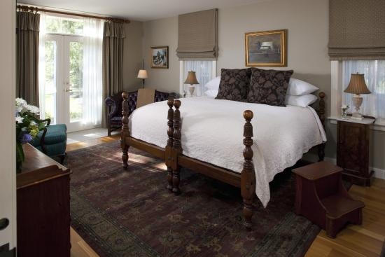 Jackson House Inn: Wales Johnson Suite - step into nature