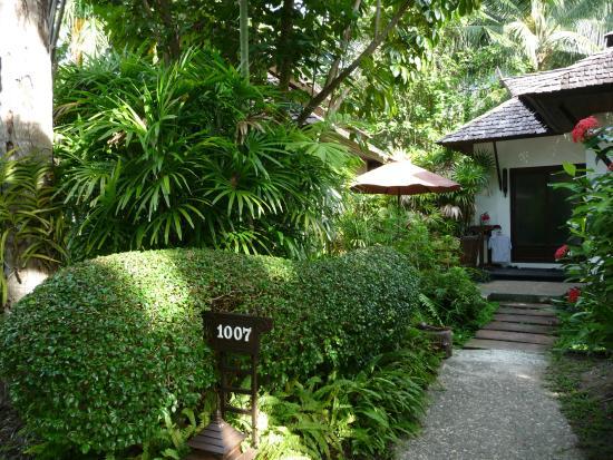 Railay Village Resort: Hotelanlage