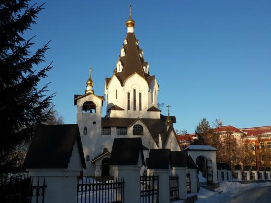 Temple of The Icon of Our Lady Perishing