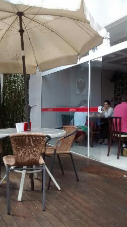 Manga Rosa Restaurante e Pizzaria