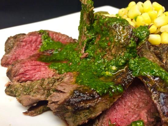 Revolution Cantina: Churrasco Steak