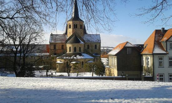 St Godehard Church