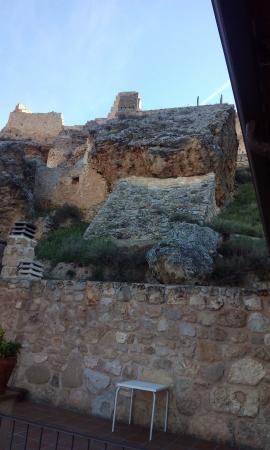 Posada de Zorita de los Canes: justo a los pies del castillo
