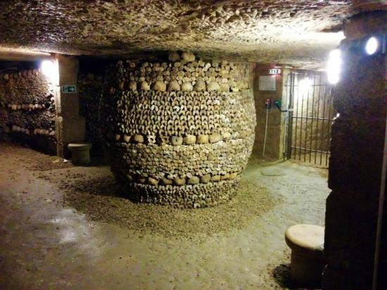 Comptoir des catacombes
