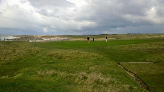 Royal Porthcawl Golf Club: Links golf at its best!
