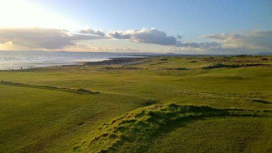 Royal Porthcawl Golf Club: Just love the course!