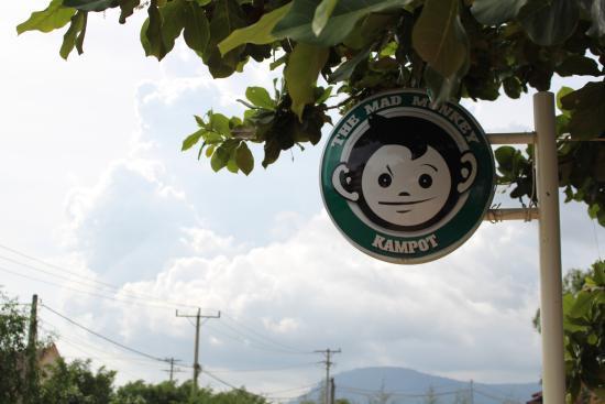 The Mad Monkey Hostel Kampot : Mad Monkey Hostel Kampot