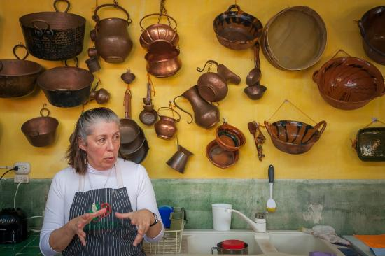 Marilau, Mexican Ancestry Cooking School : Marilau
