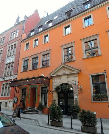 Art hotel wroclaw bild von art hotel breslau tripadvisor for Hotels wroclaw