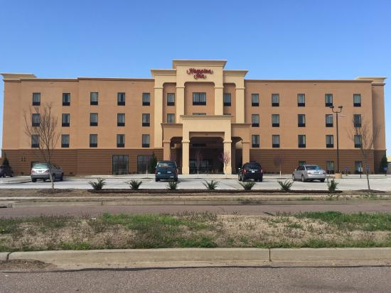 Hampton Inn Marion Updated 2017 Prices Hotel Reviews Ar Tripadvisor