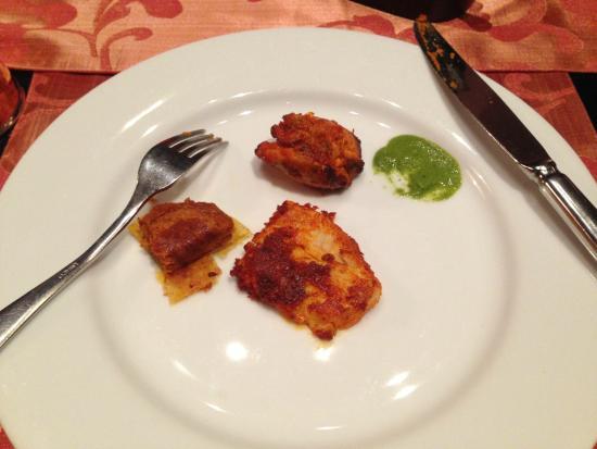 Nawab Saheb : The meat starters