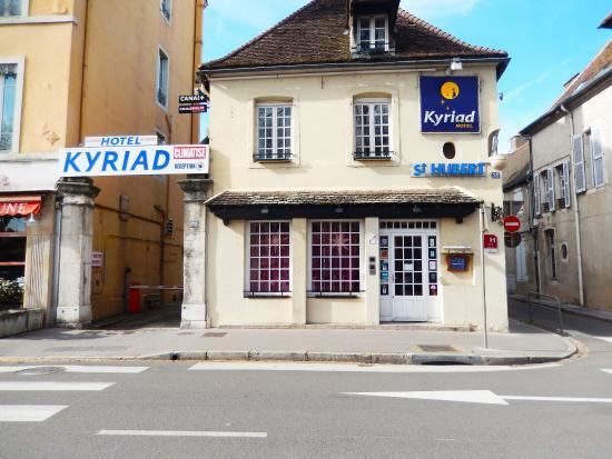 Chambre Twin Picture Of Kyriad Chalon Sur Saone Centre