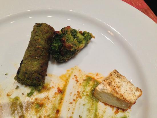 Nawab Saheb : Vegetarian starters