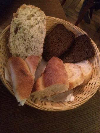 Brix Bar: Basket of bread 100 rubles