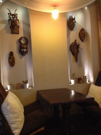 Sahara Café Lounge & Restaurant