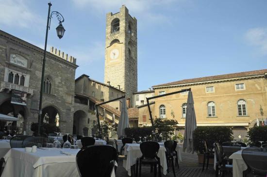 Trattoria Sant Ambroeus Bergamo Alta