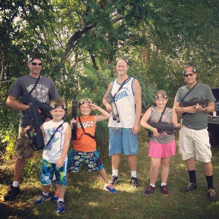 Stoney Creek RV Resort & Campground: Laser Tag