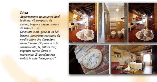 Letti A Castello Stile Country.Appartamento Immerso Nella Pace Del Castello Di Loretello Picture