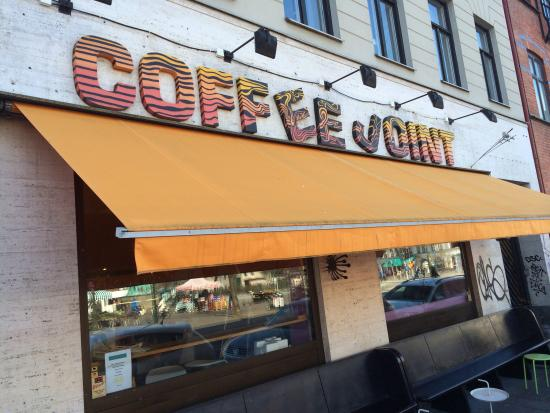 Photo of Restaurant Coffee Square at Möllevångstorget 3a, Malmö 214 24, Sweden