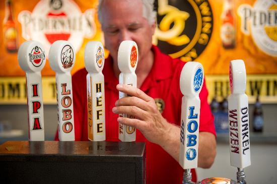 Fredericksburg, TX: Taste the brews and tour the Pedernales Brewing Company.