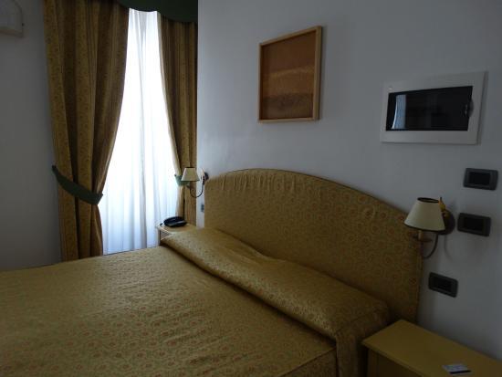 Borgovico Hotel: la camera