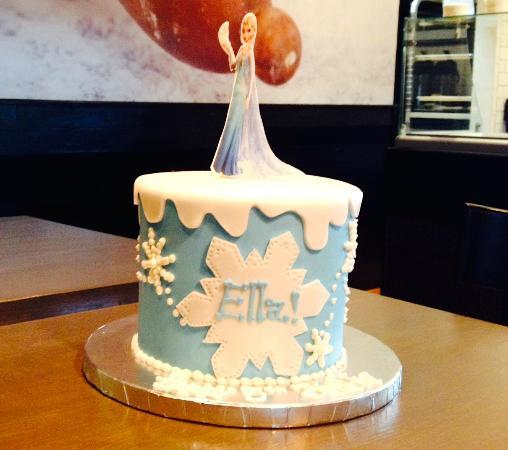 custom cakes tampa