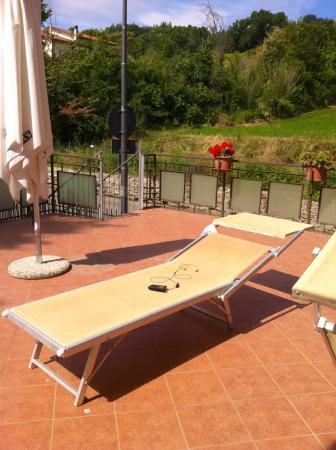Hotel Bassani Terrazza Per Abbronzare