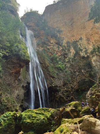 Cascades d'Akchour