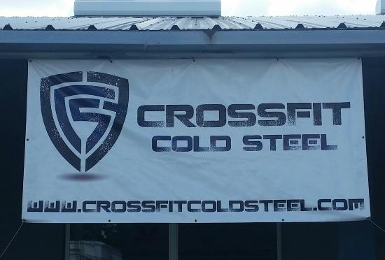 CrossFit Cold Steel