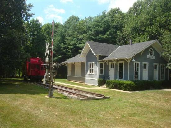 Fairfax Station Railroad Museum