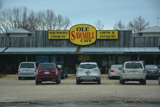 The Ole Sawmill Cafe