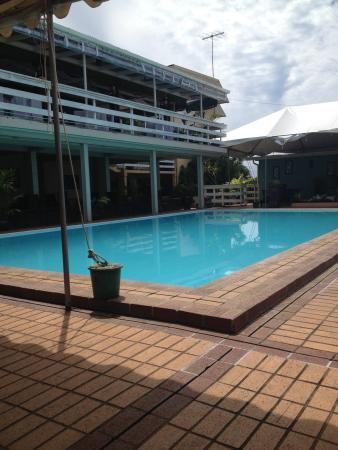 Insel Fehmarn Hotel: Pool side