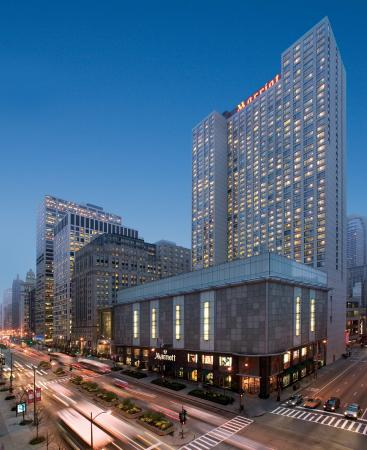 Chicago marriott downtown magnificent mile updated 2018 for Nice hotels downtown chicago
