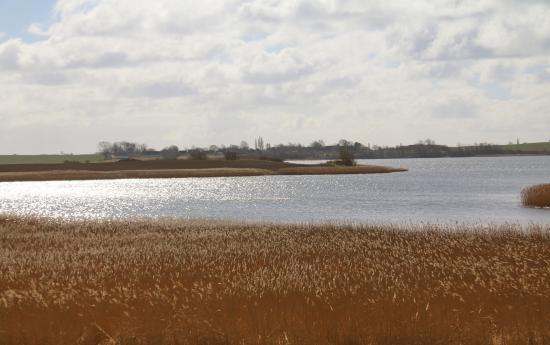 هوتل ستيجنور: uitzicht op het meer