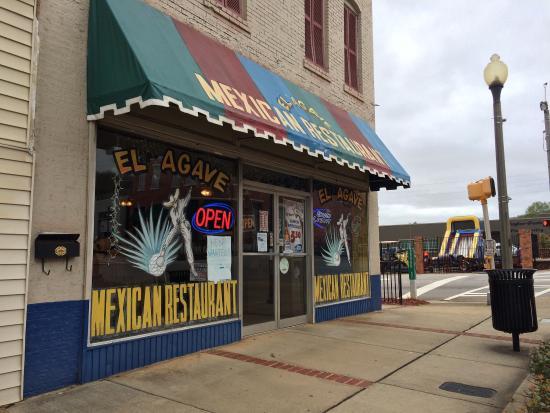 Manchester, Géorgie : El Agave Mexican Restaurant