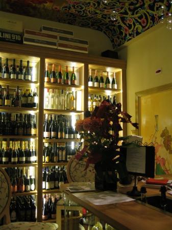 Spumanteria all 39 opera reggio emilia restaurant for Restaurant reggio emilia