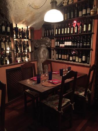 Vecchia Locanda : Romantic and cozy