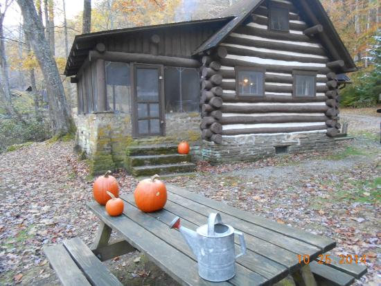 Huttonsville, Virginia Occidental: Pumpkins