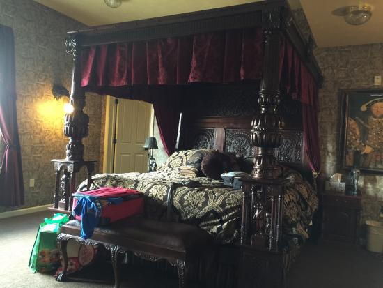 Lions Gate Manor: One  of the rooms