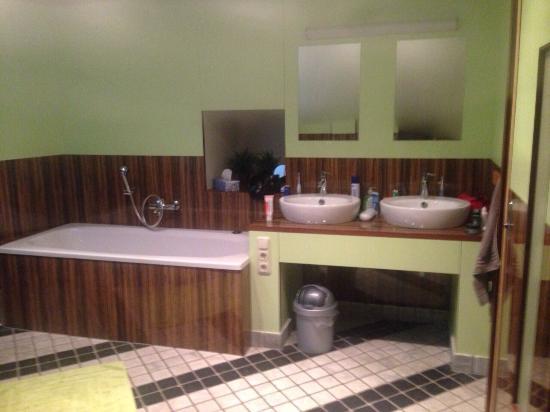 Tosens, Austria: Bath room