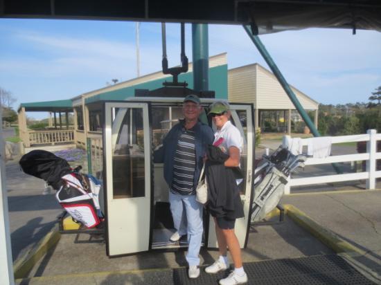Waterway Hills Golf Club: Unique experience at Waterway Hills