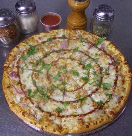 Massino's Pizzeria: Massinos Pizza