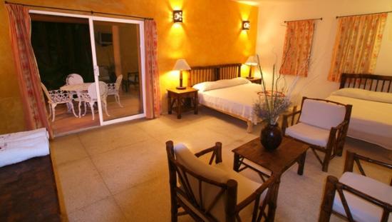 Habitación Suite del Hotel ZihuaCaracol