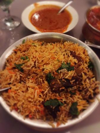 Minerva Indian Food