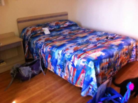 Motel 6 Twin Falls: Bed room