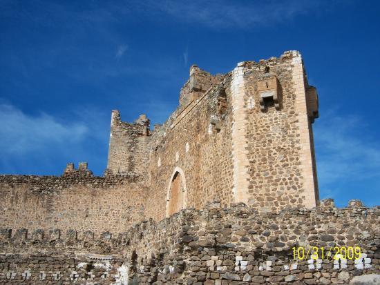 San Martin de Montalban, สเปน: Torre del homenaje